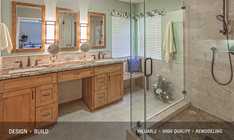 Remodel Contractor Sacramento Bathroom And Kitchen