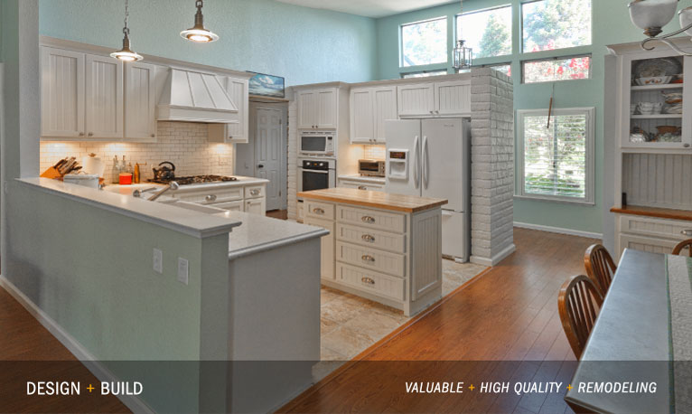 Remodel Contractor Sacramento Bathroom And Kitchen Remodeling Delectable Bath And Kitchen Remodel Remodelling