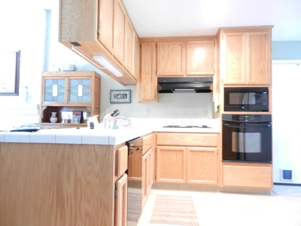 Kitchen Case Study Overhead Cabinets