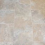 "13""x13"" Rock Tufo floor tile"