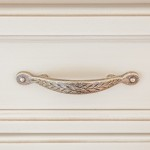 Custom drawer handle