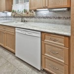 Beech cabinets with Clear Satin finish